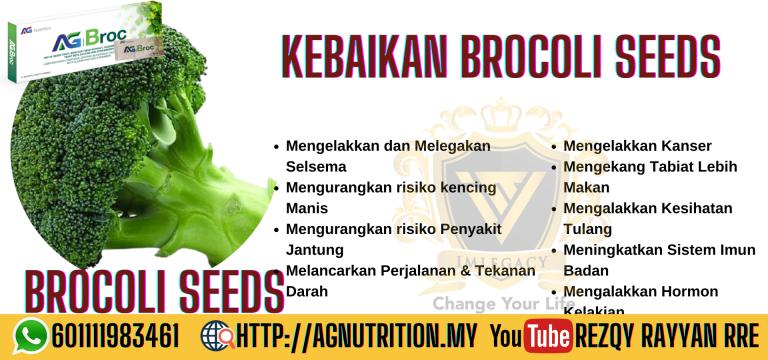 kebaikan brocoli